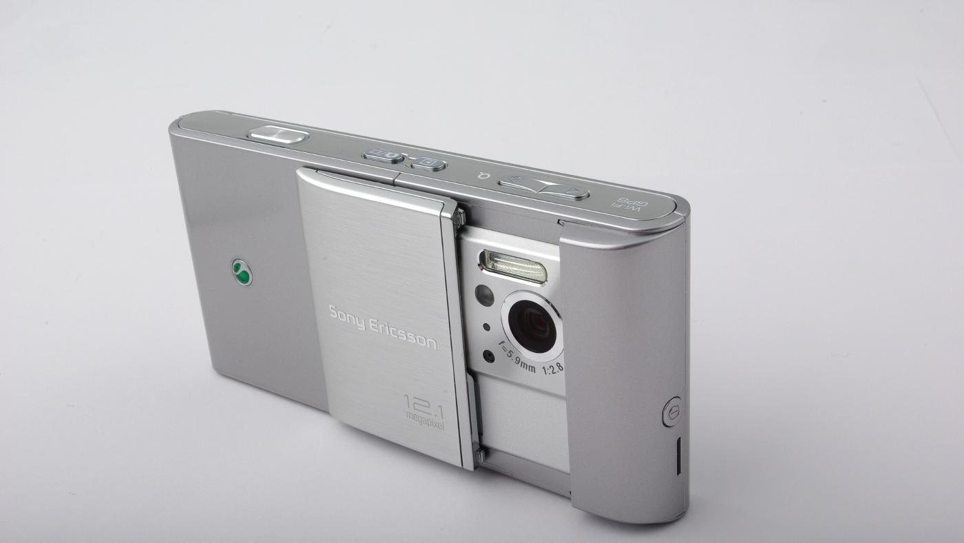 Førsteinntrykk: Sony Ericsson Satio