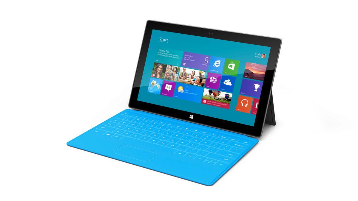 Microsoft Surface.Foto: Microsoft