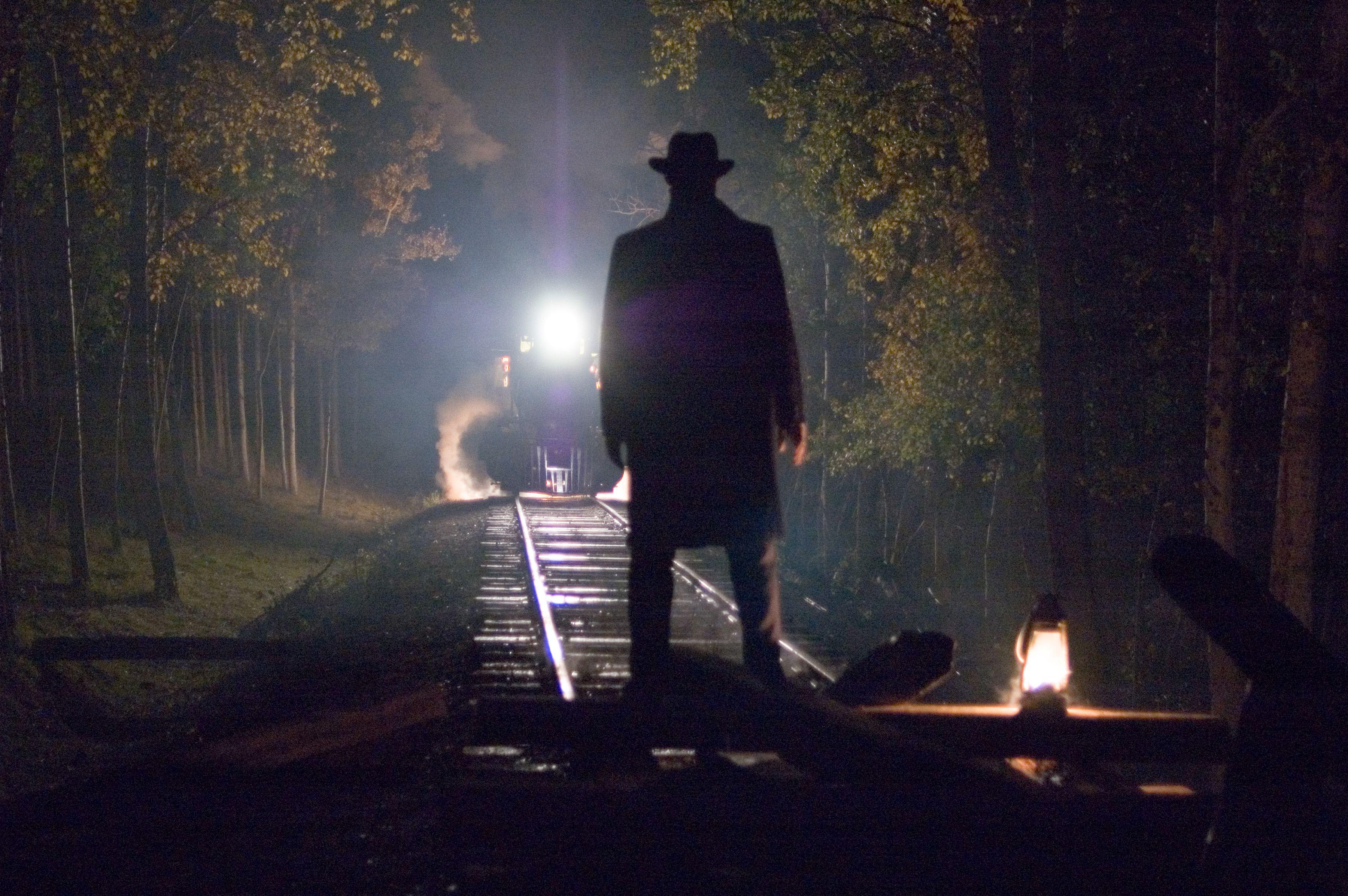 Begynnelsen på slutten for Jesse James.
