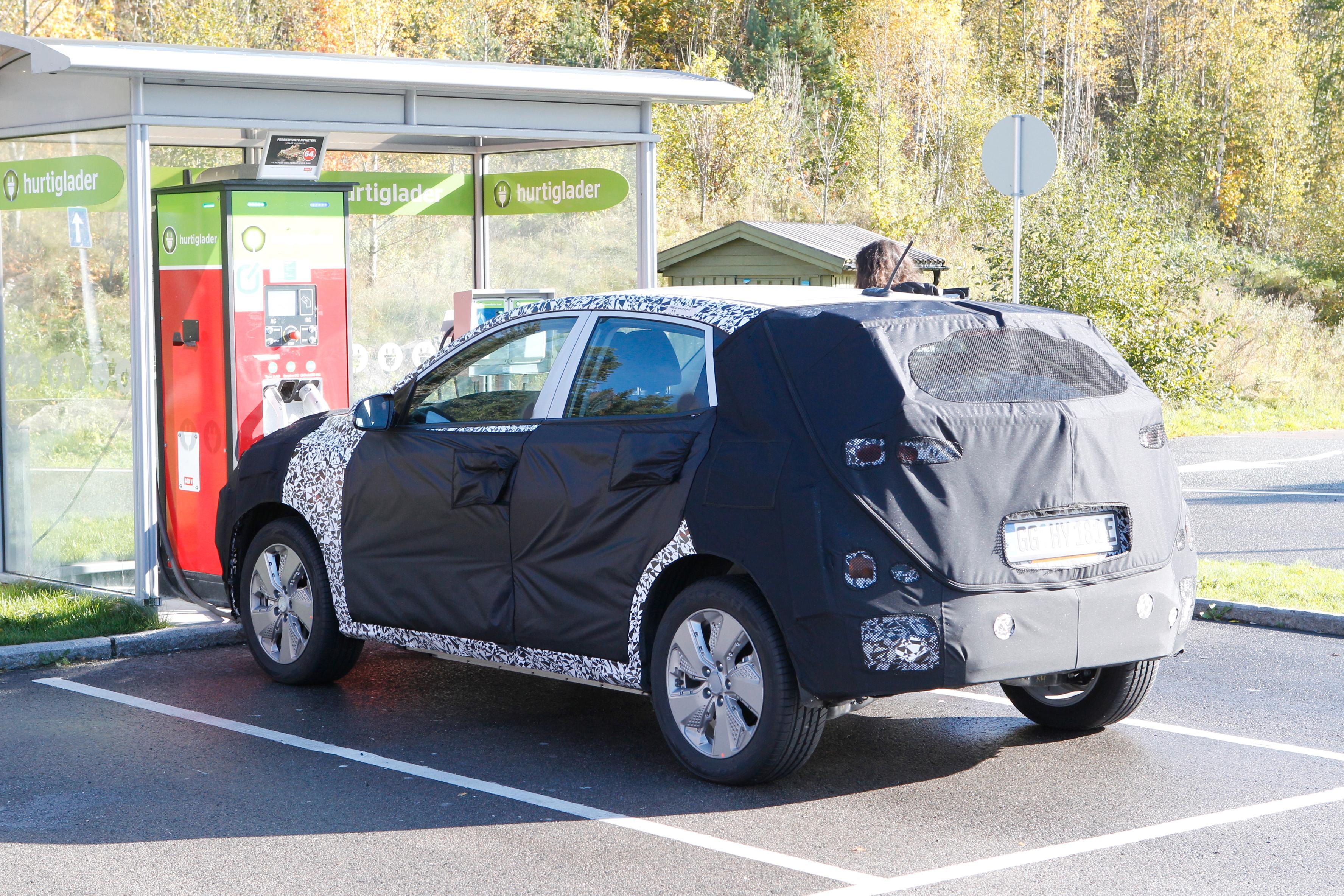 Kona blir en kompakt, men spretten SUV med 204 hestekrefter.