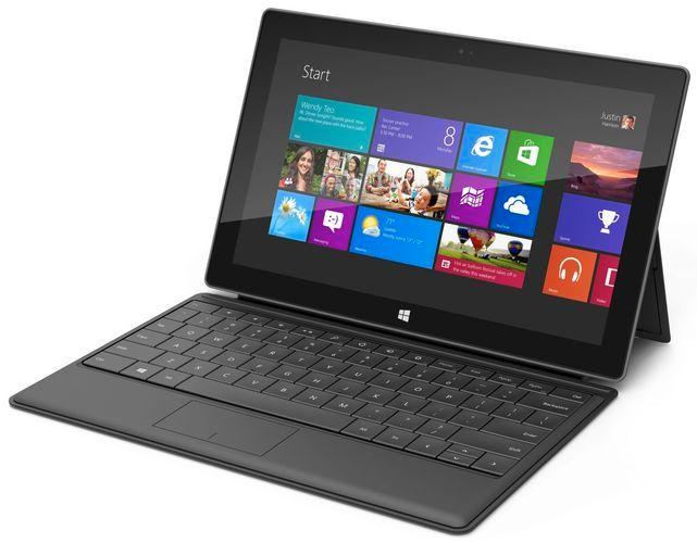 Microsoft Surface Pro 128GB. Foto: Microsoft