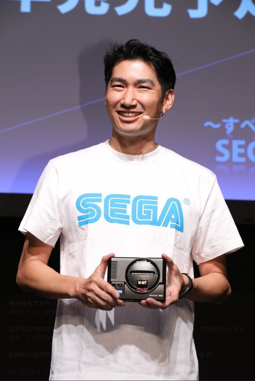 Den nye Sega-versjonen blir ikke stor.