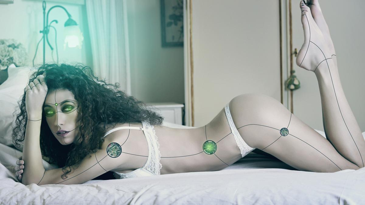 – Sex med roboter blir helt vanlig innen 50 år
