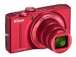 Nikon Coolpix S8200.