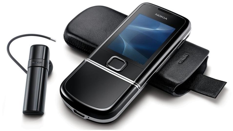 Nokia 8800 arte er en av flere 8800-varianter. Små, stilige og betydelig overpriset, men populære likevel.
