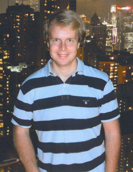 Martin Johansen.Foto: Privat