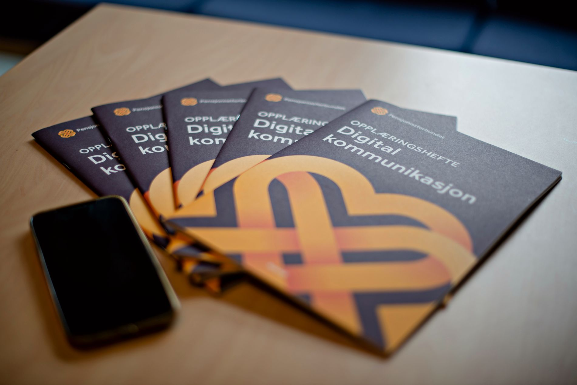 TRAINING: The Pensioners Association has produced several course brochures.
