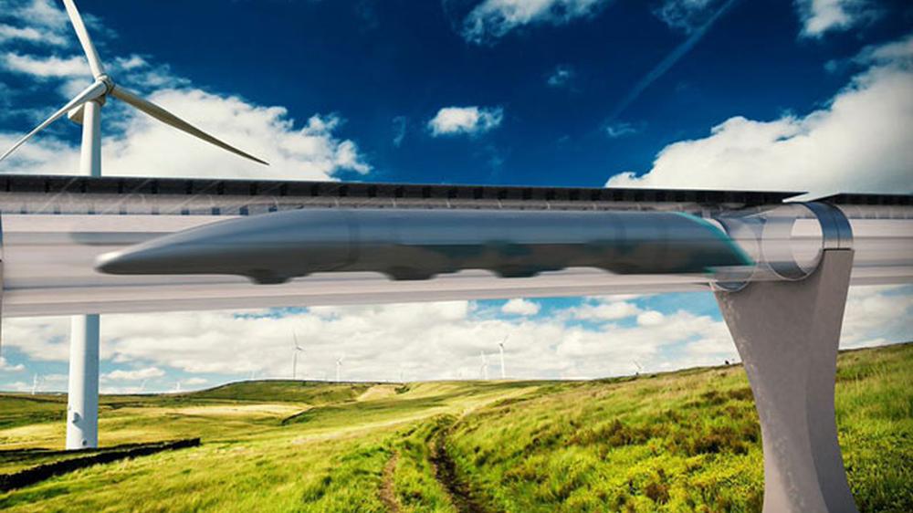 Elon Musks «Hyperloop»-tog kan komme allerede i år