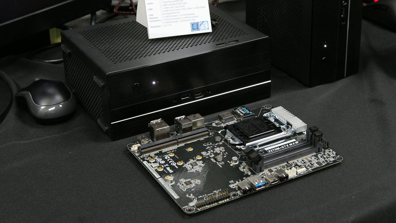 Mikro-STX betyr mange muligheter på liten plass