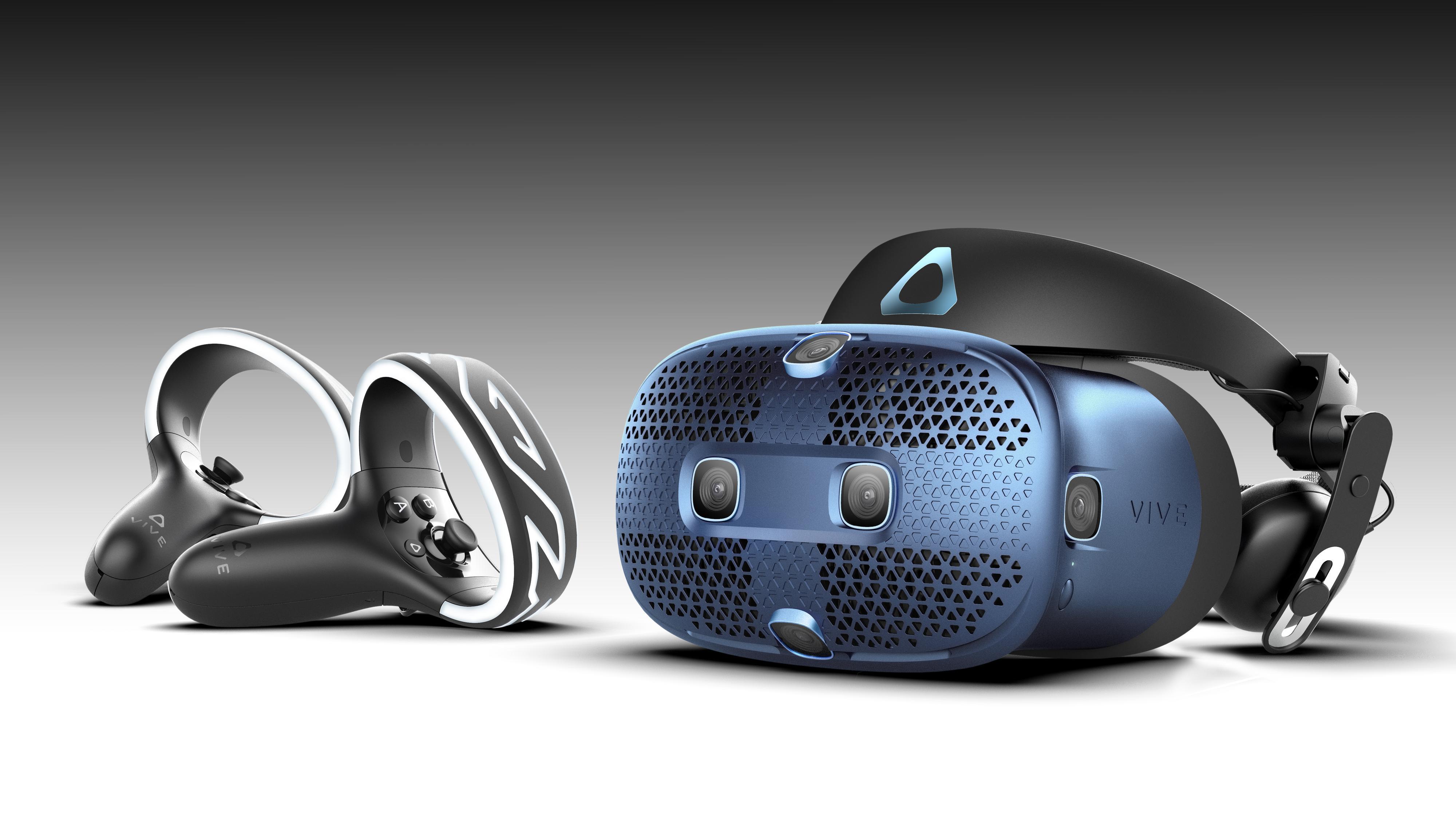 Neste generasjons VR-briller fra HTC kommer neste måned