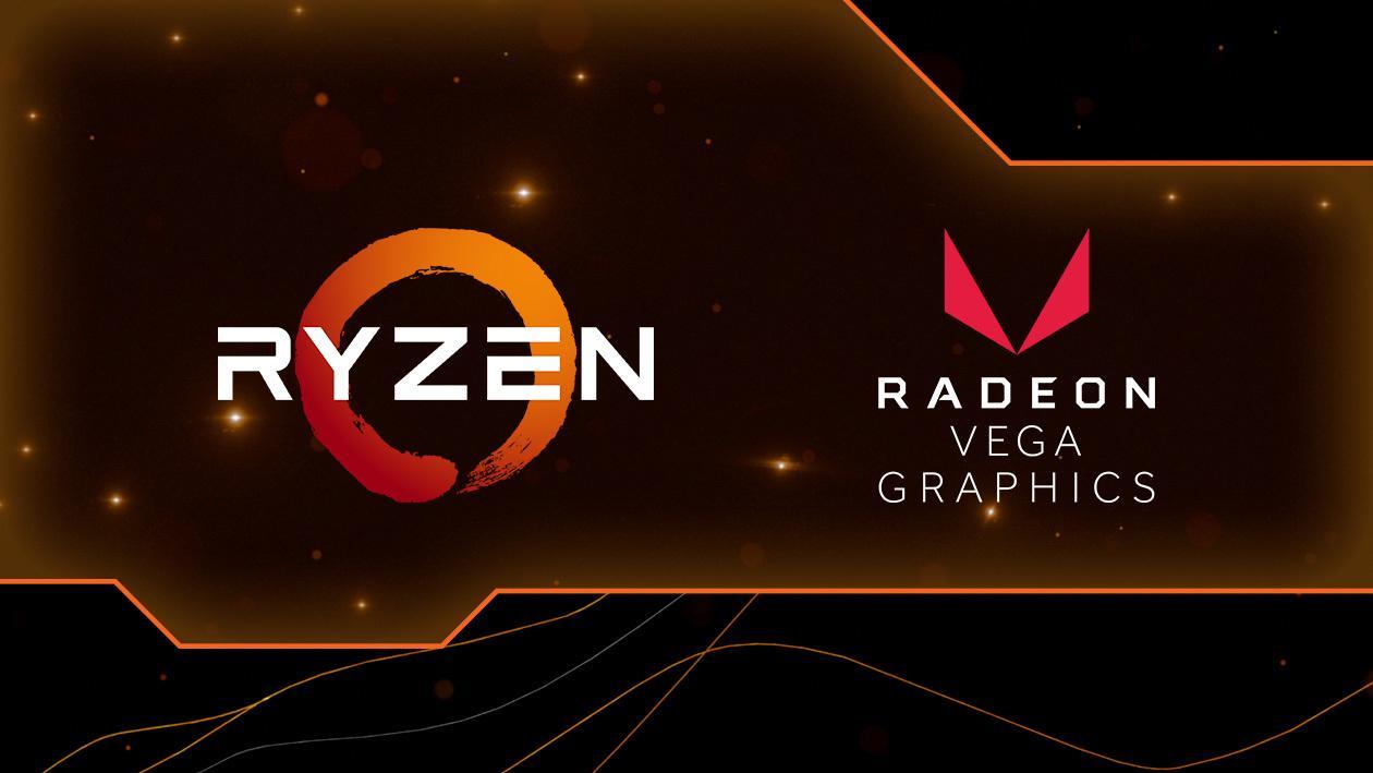Snart er ikke et eget grafikkort nødvendig på en AMD Ryzen-rigg