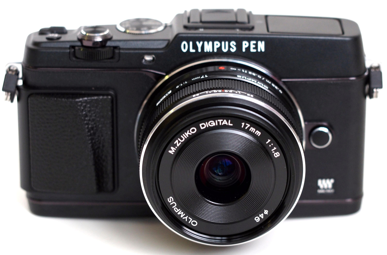 Olympus E-P5.Foto: Olympus