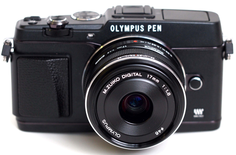 Olympus har høye forventninger til E-P5.Foto: Olympus
