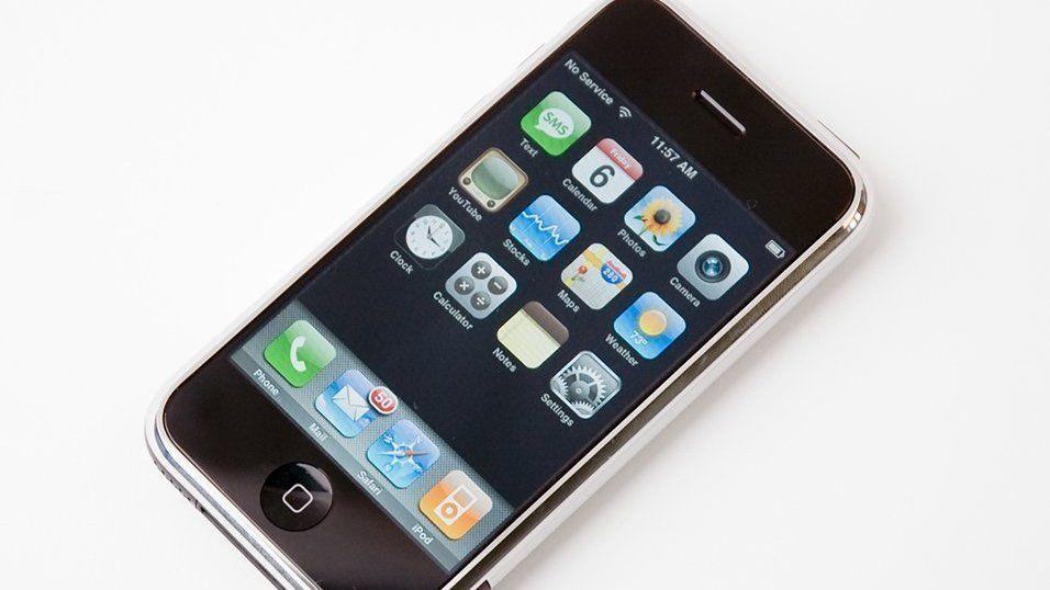 iPhonen var en kjempeendring i mobilmarkedet da den slo ned i 2007.