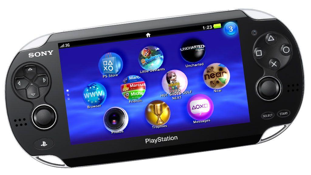 Slik blir PlayStation Vita