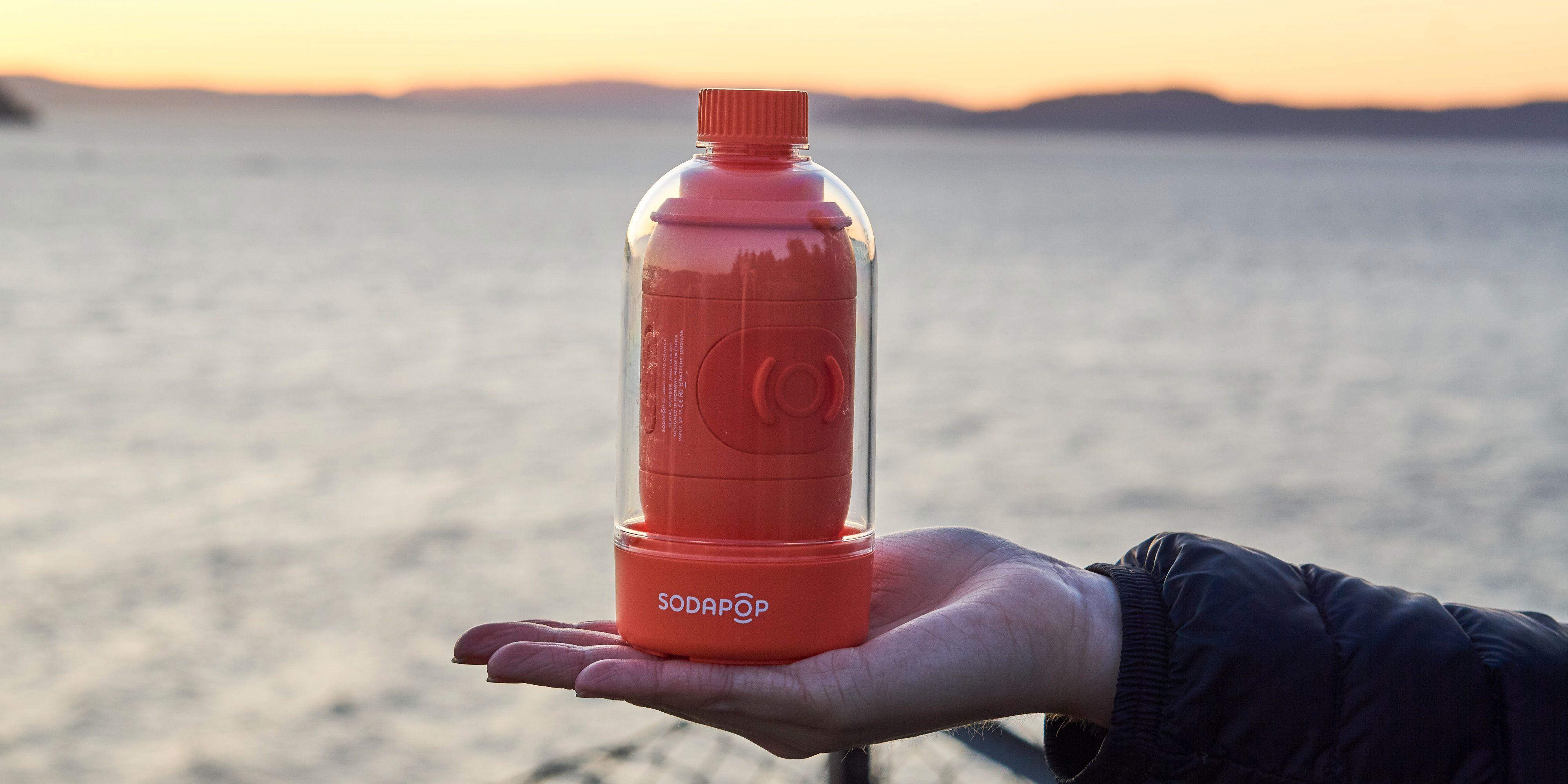 Sodapop er veldig unik.