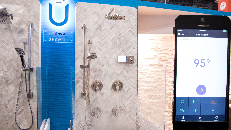 Hvor nyttig er app-styring av dusjen, egentlig? Hint: Ikke veldig.