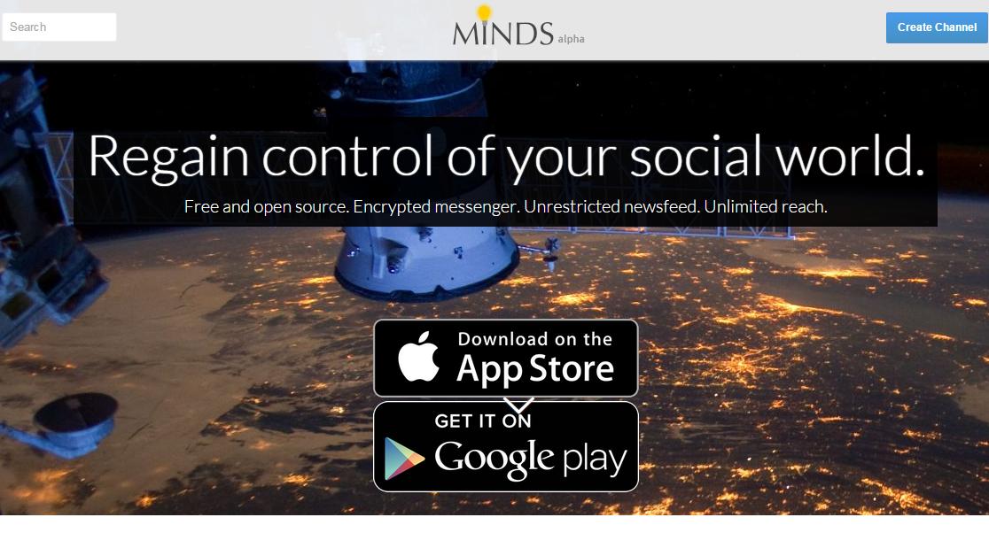 Nytt sosialt nettverk støttes av hackergruppen Anonymous