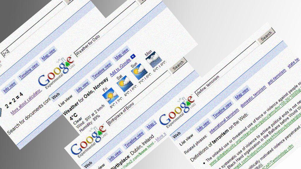 Slik søker du bedre på Google