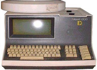 Datapoint 2200. Foto: www.encyclopedia.de