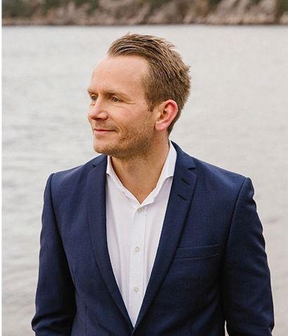 RÅDER KJØPERNE: Eivind Markhus kommer med gode råd til hva boligkjøpere burde tenke gjennom før kjøp.