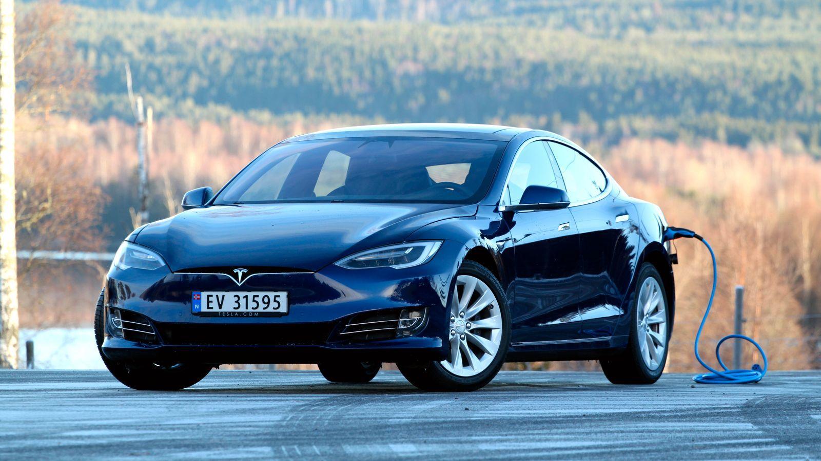 Avslørte ny «Plaid»-variant av Model S