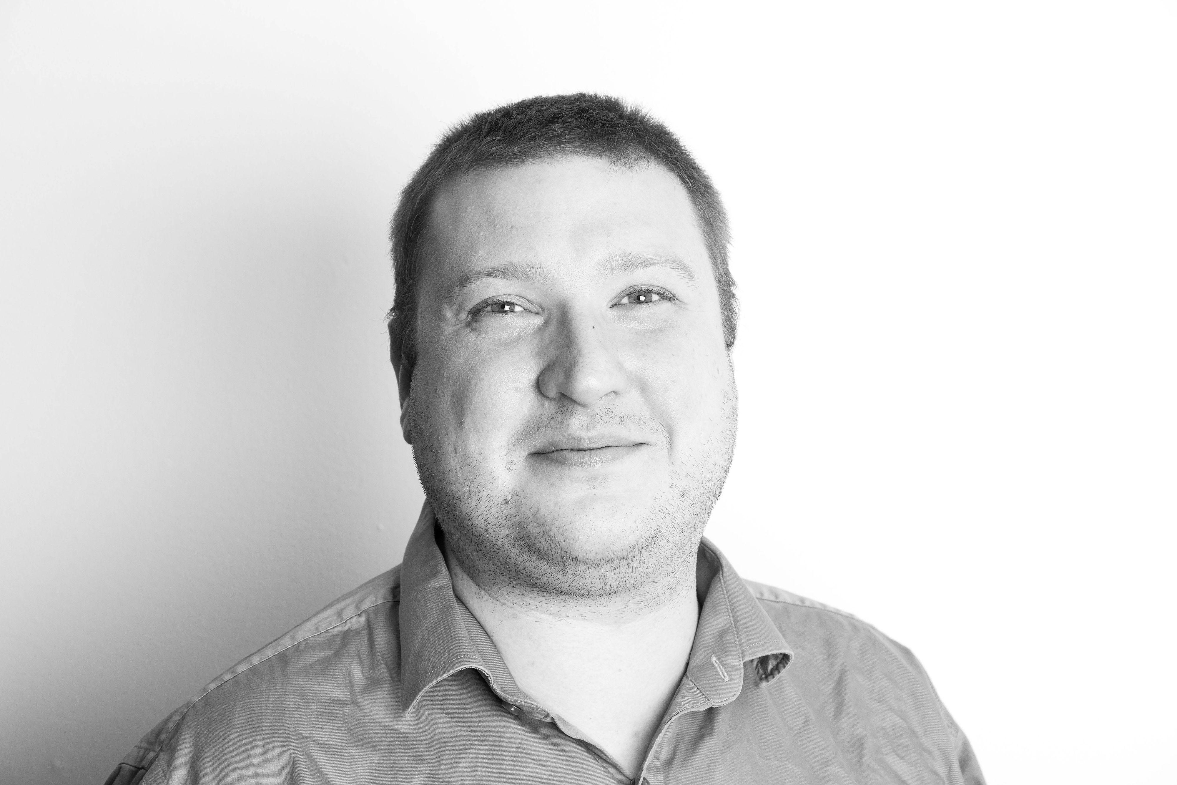Finn Jarle Kvalheim, journalist i Tek.no.Foto: Tek.no