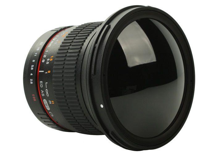 Samyang 10mm 1:2.8 ED AS UMC CS.