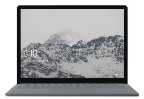 Den nye og rimeligere Surface Laptop-utgaven kommer kun i Platinum-grå.
