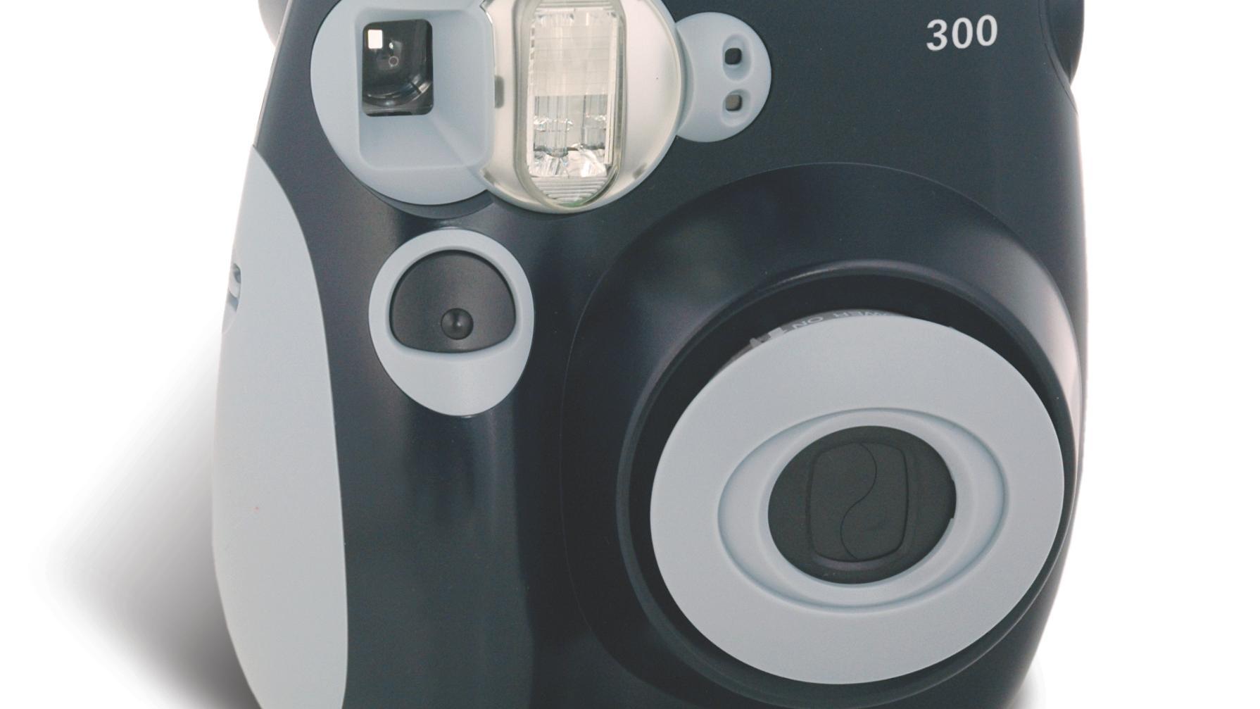 Polaroid 300 er her