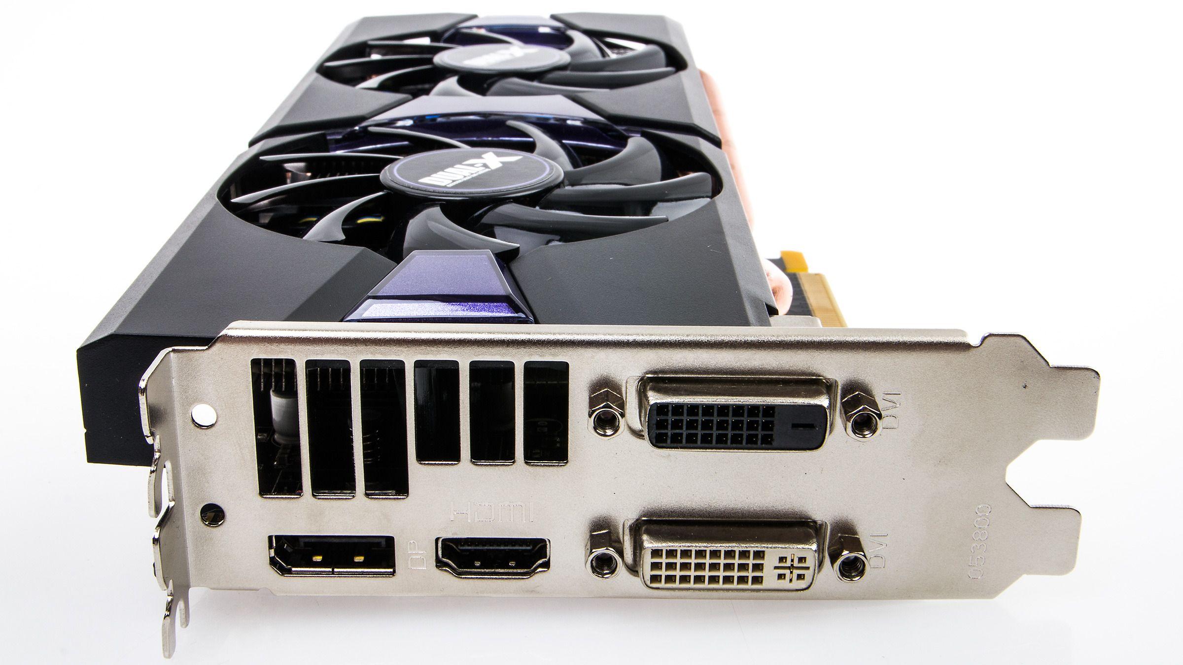 Sapphire Radeon R9 285 OC Dual-X.Foto: Varg Aamo, Tek.no