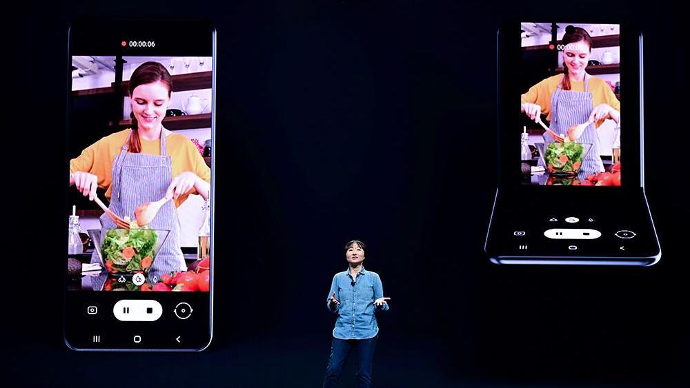 Samsungs neste brettbare mobil skal bli betydelig billigere
