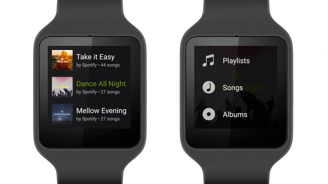 Spotify lager app for smartklokker