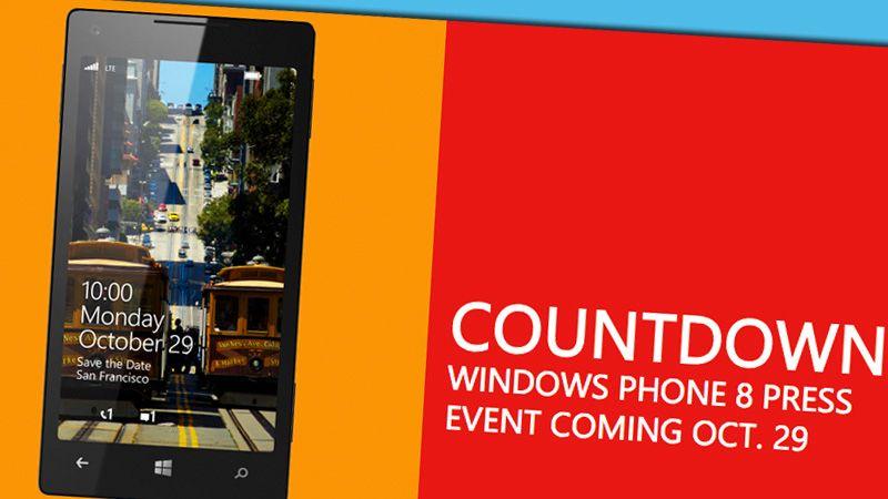 Microsoft lanserte Windows Phone 8