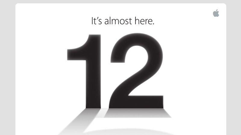 Apple inviterer til iPhone 5-lansering