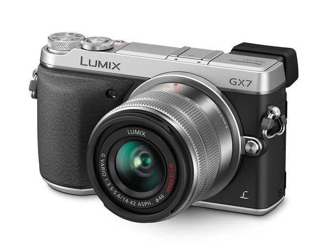 Panasonic GX7 - et kamera vi anbefaler. Foto: Panasonic