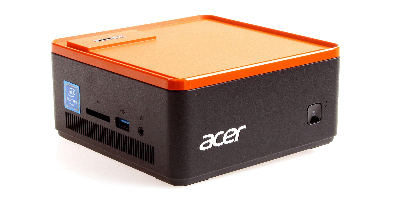 «Grunnblokka» Acer Build M1-601 uten topplate.