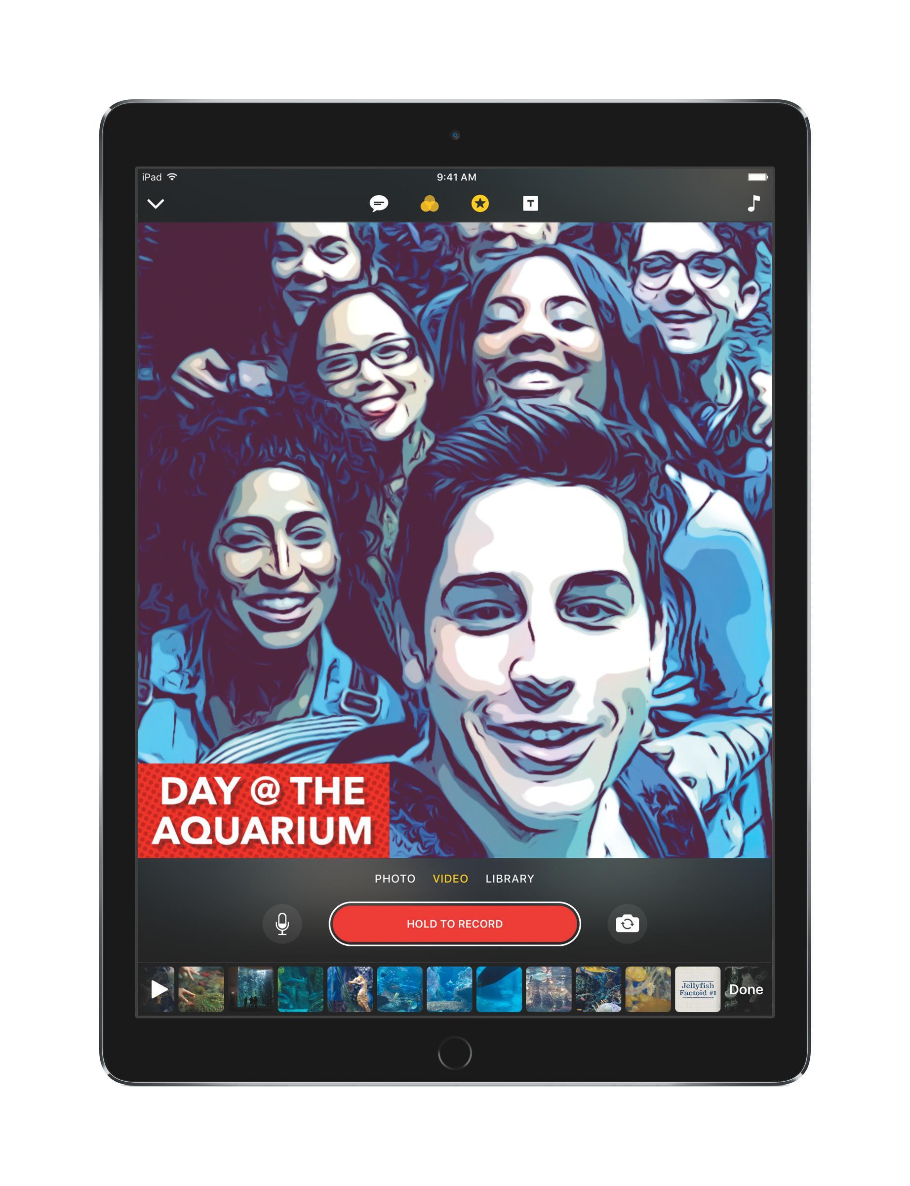 Den nye Clips-appen vil nok kunne sette sitt spor på Instagram og Facebook fremover.