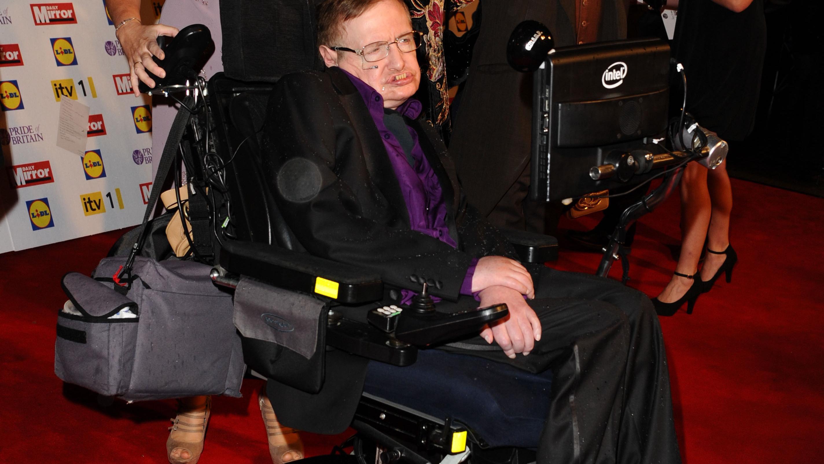 Stephen Hawkings stemmesystem har blitt åpen kildekode