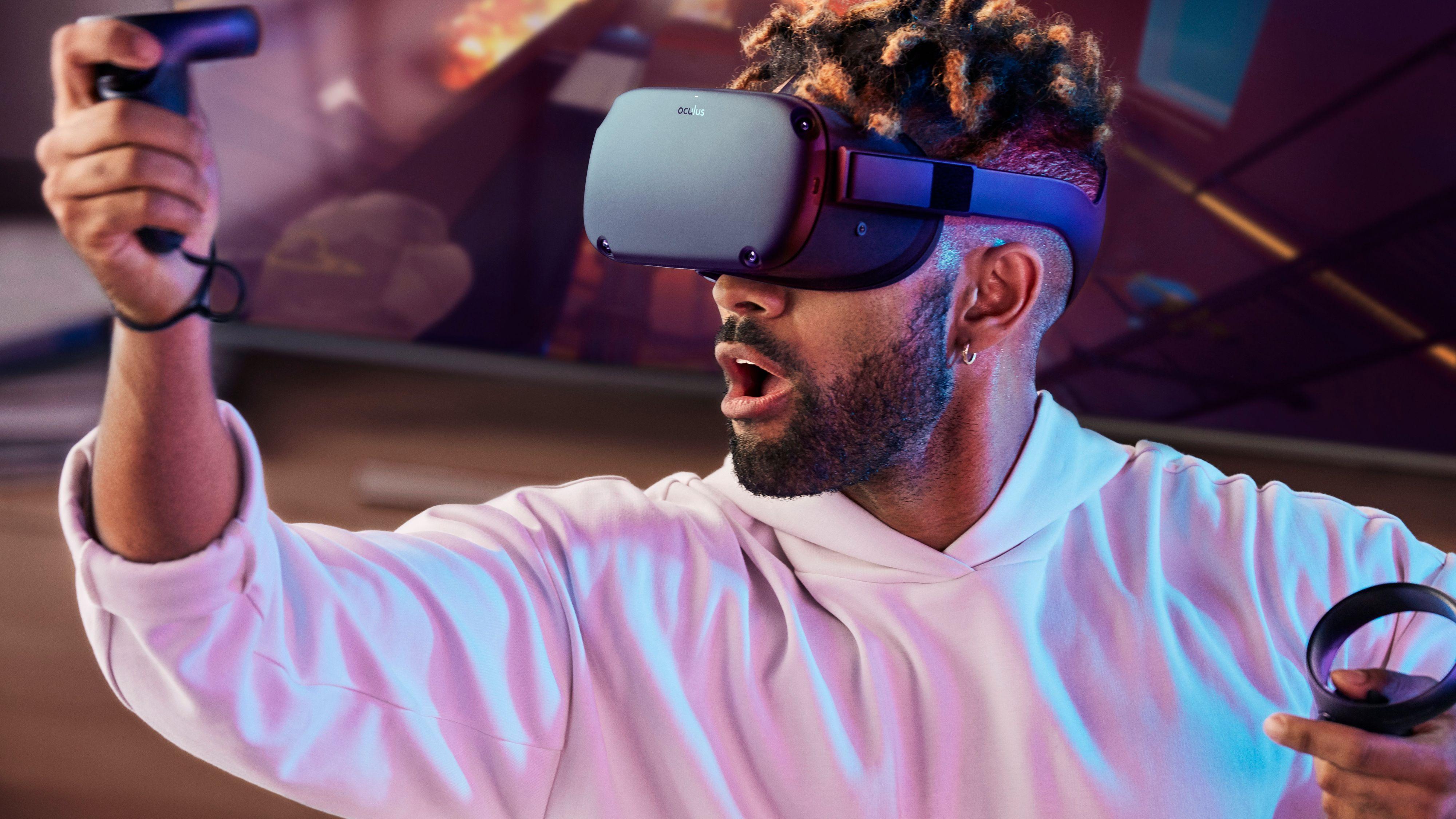 Oculus' nye VR-briller gir deg full bevegelsessporing og ingen kabler i en rimelig pakke