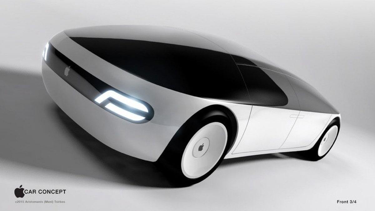 – Apple-bilen kommer tidligst i 2025–2027