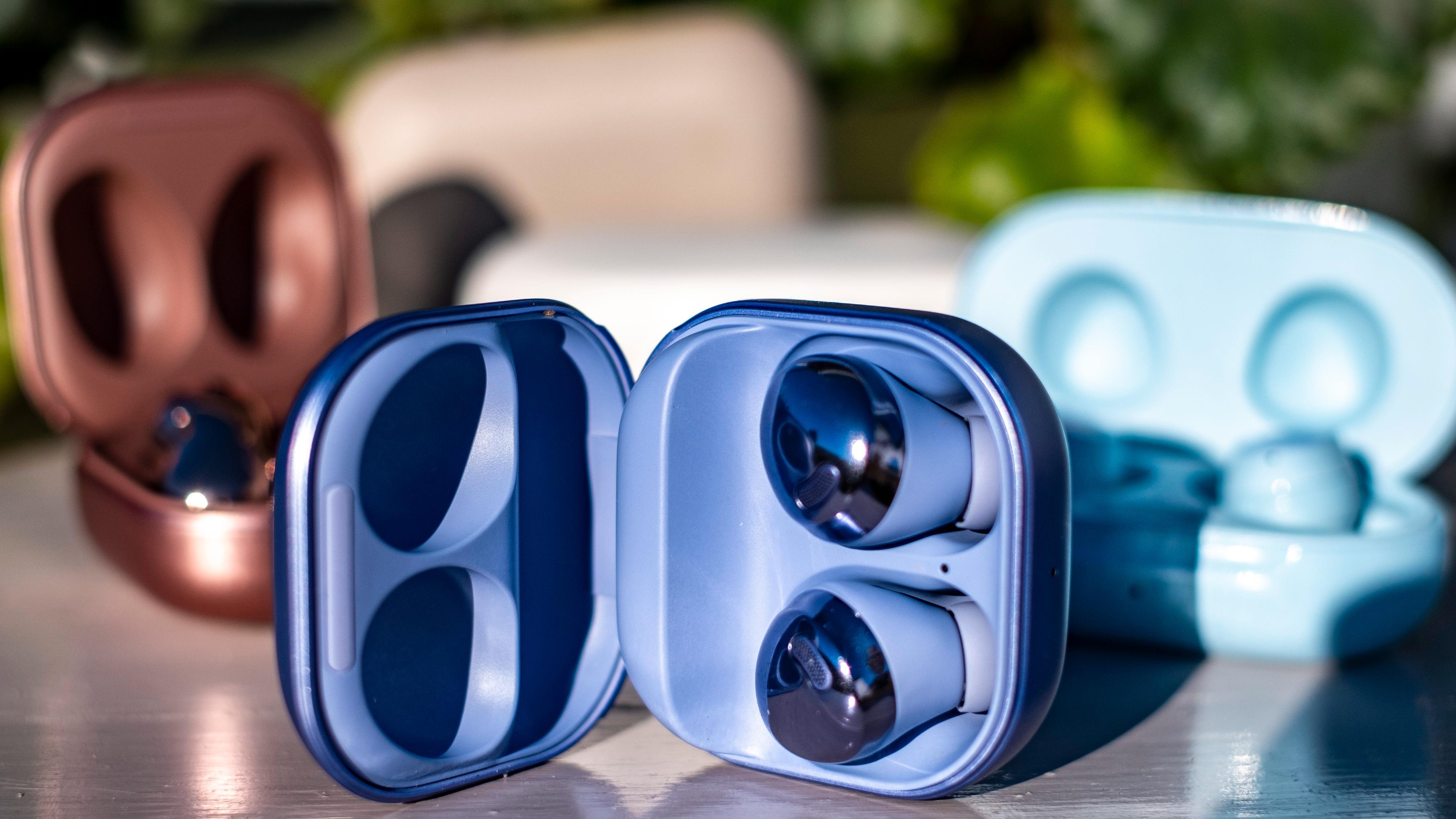 Samsung byr på prima støydemping
