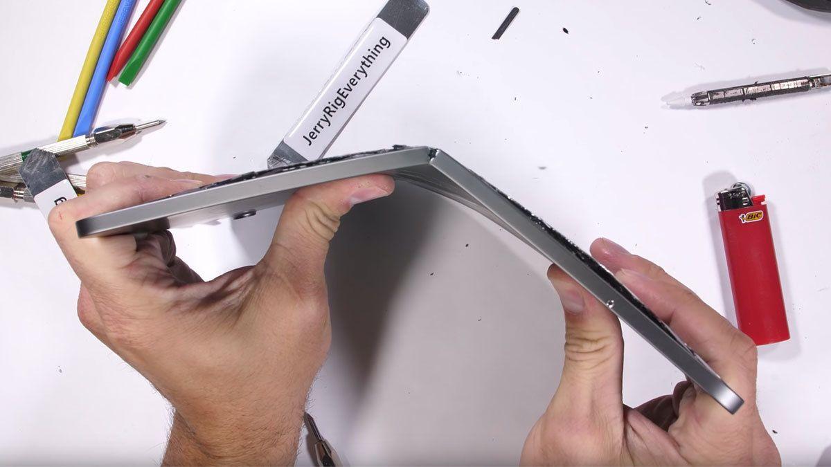 Så lett brekker nye iPad Pro