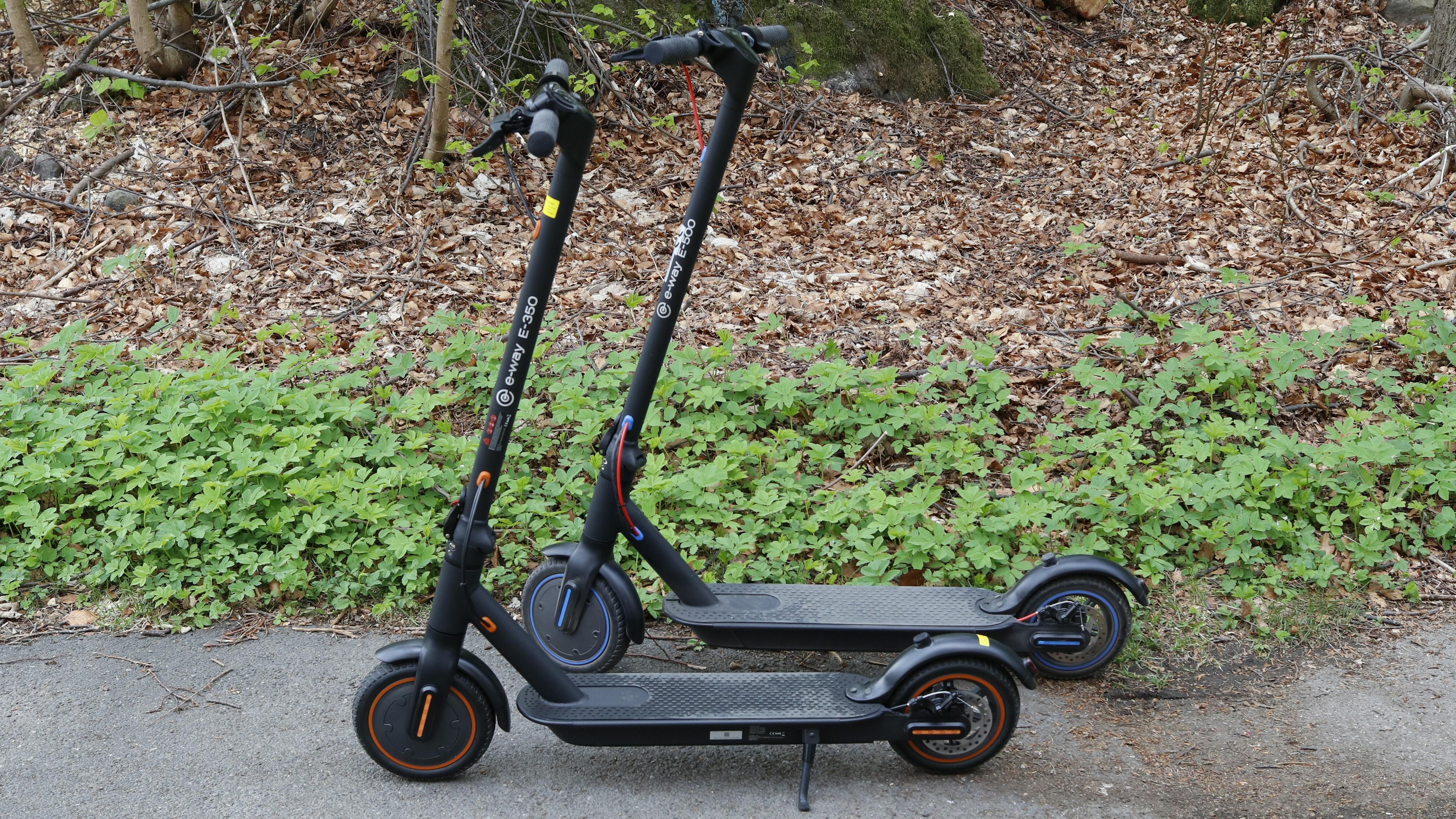 E-Way gjør veldig mye riktig med sine elsparkesykler