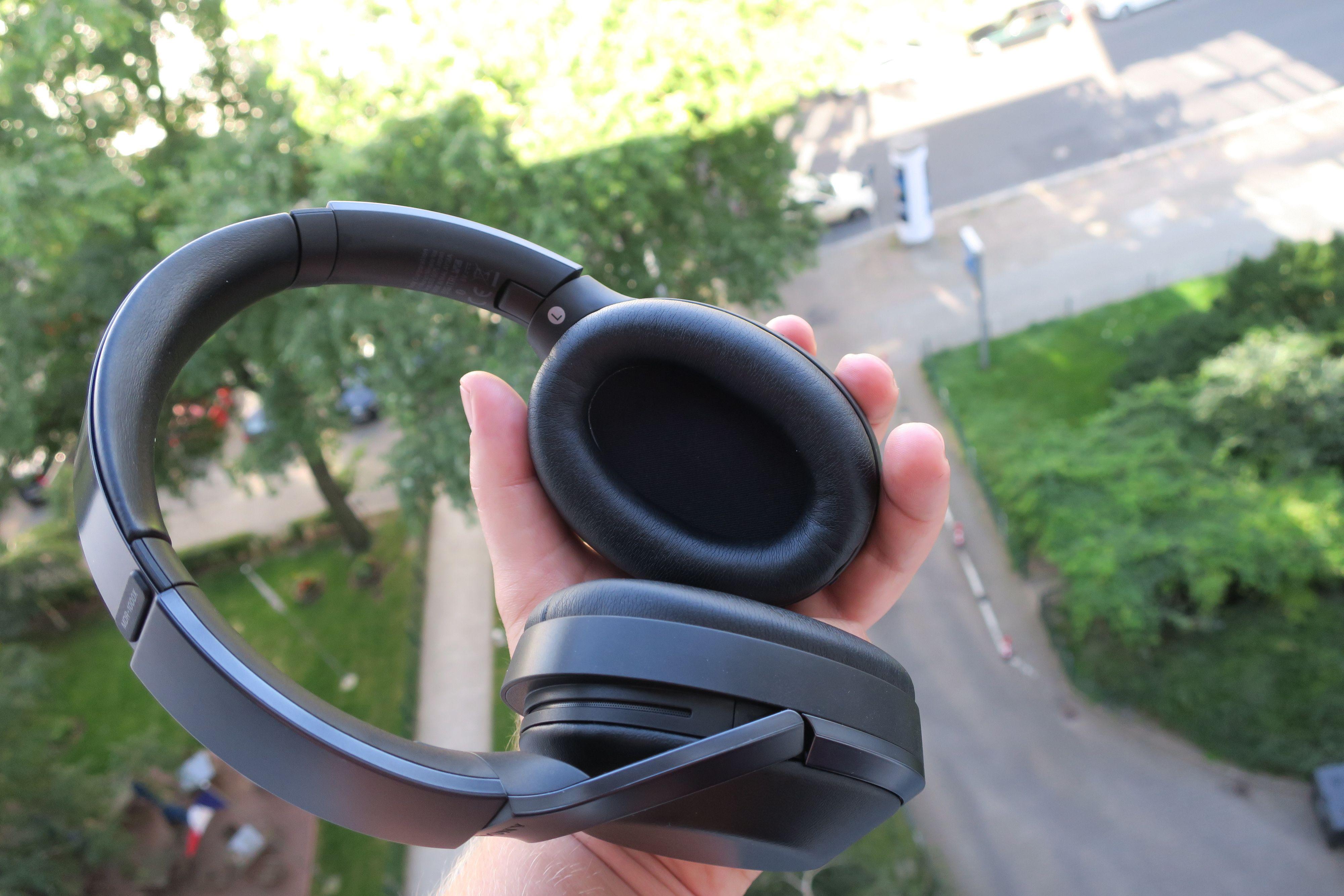 Klokkene er store slik at hele øret fint får plass inni.
