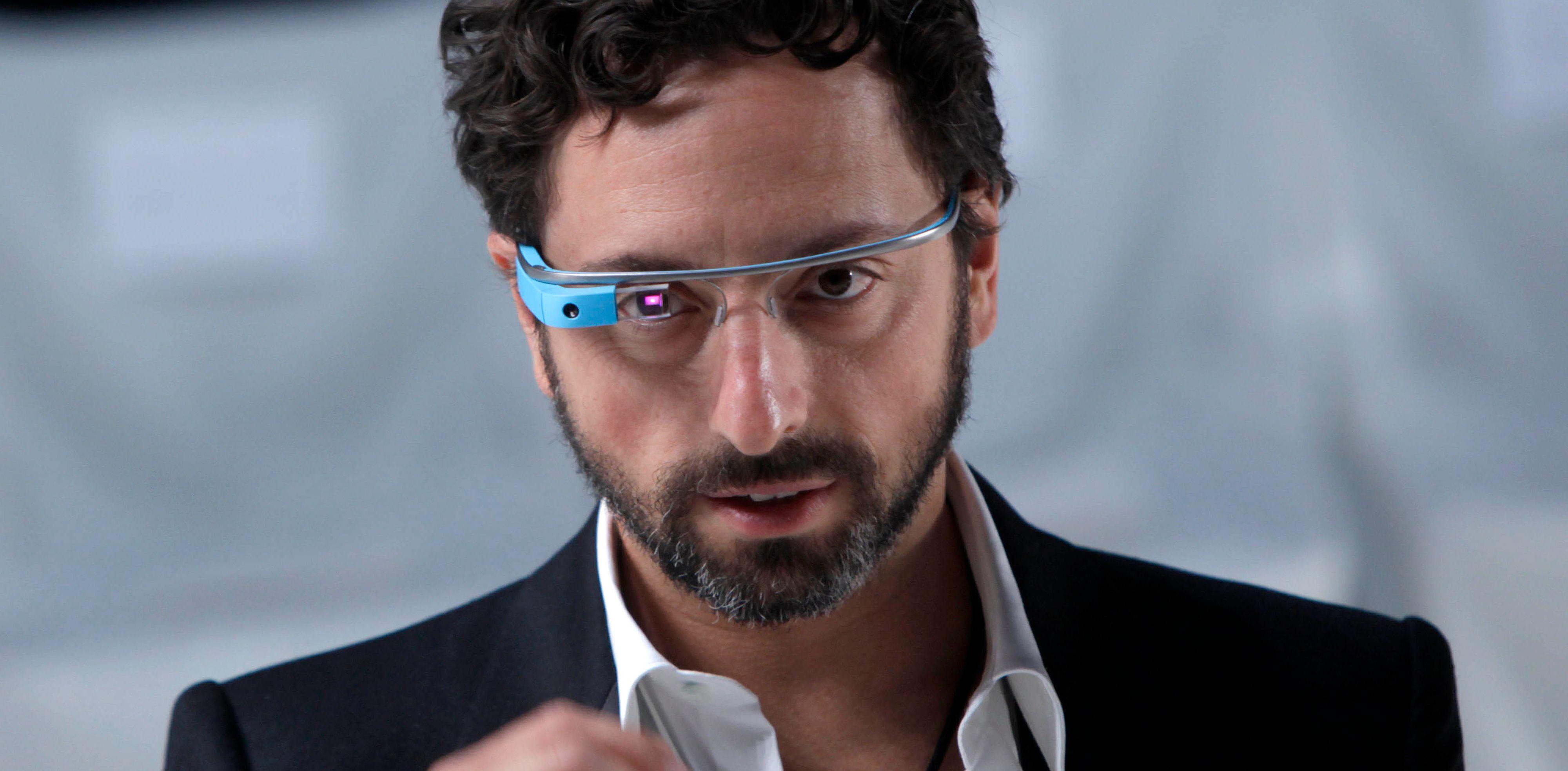 Nå kan du kjøpe de nye Google Glass-brillene