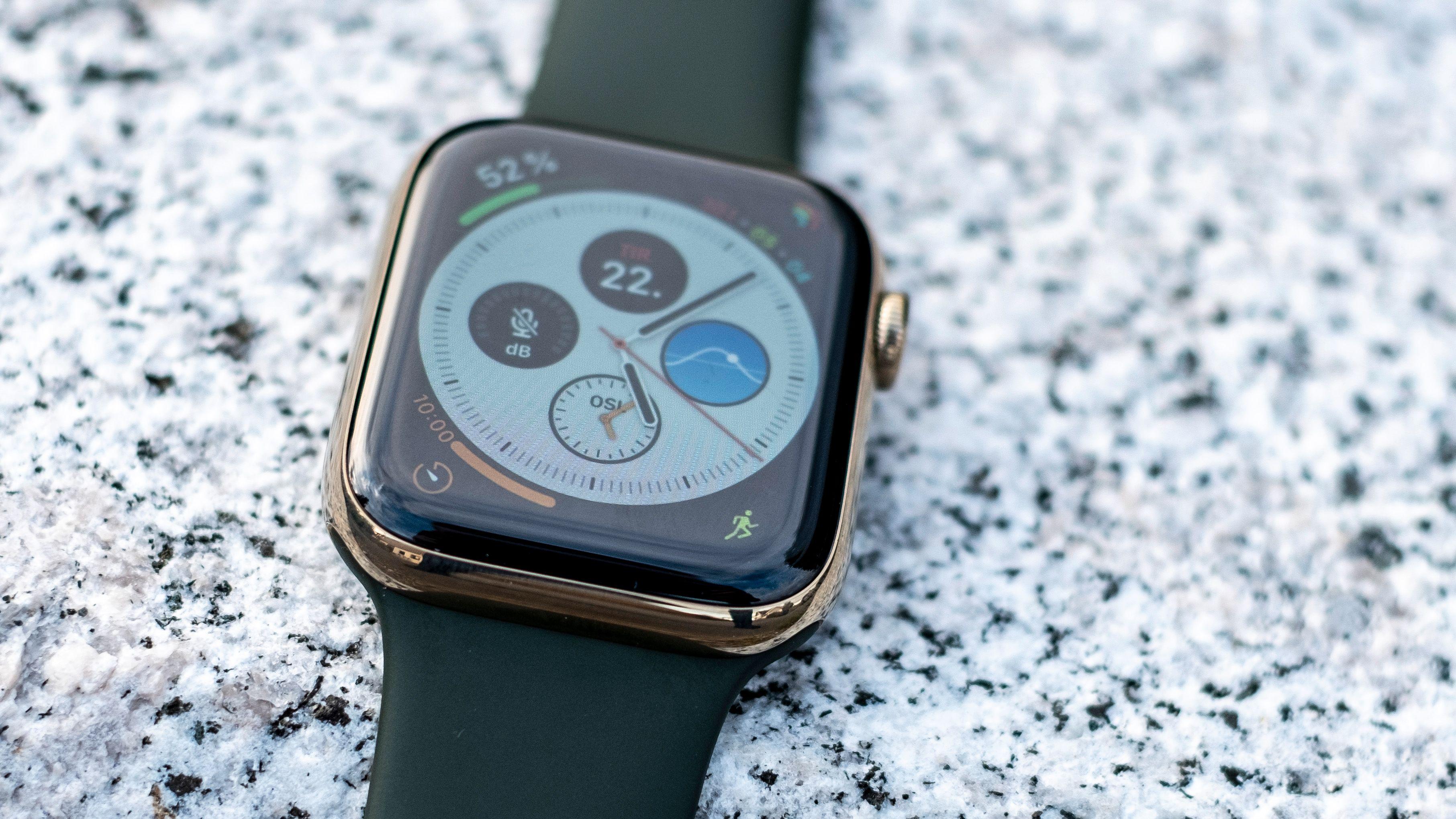 Hils på nye Apple Watch series 6 - den er omtrent som series 5 før den, men med bittelitt ekstra.