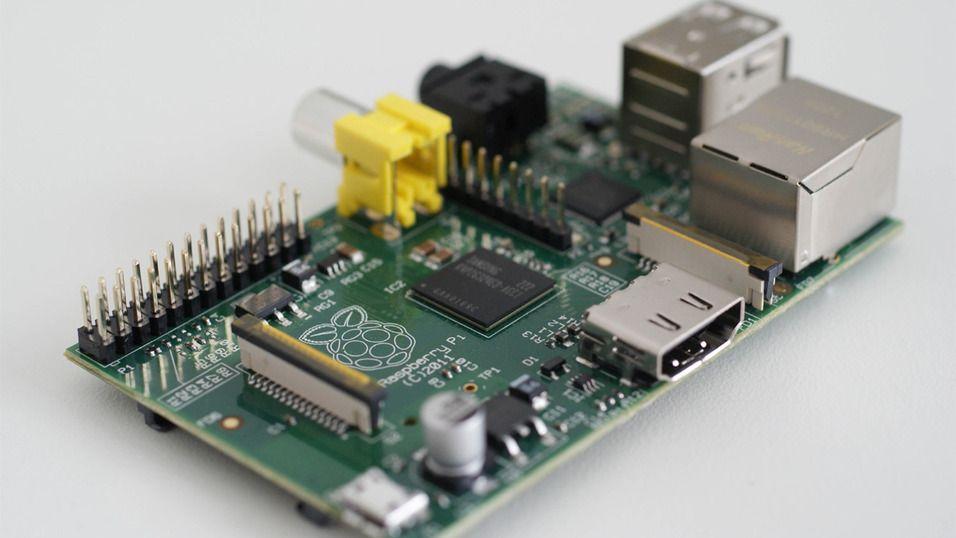 Knøttemaskinen Raspberry Pi skal bli allemannseie