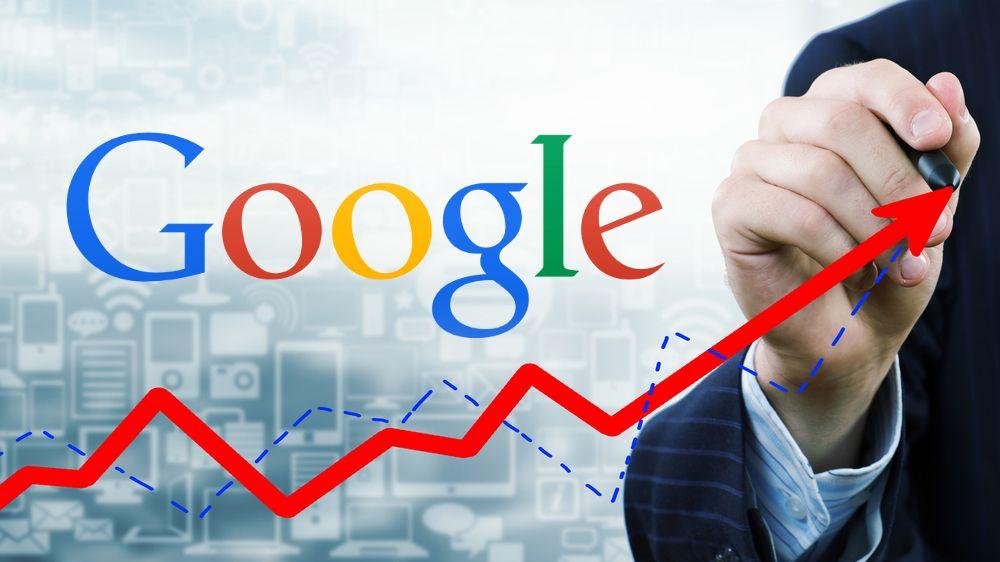 Google håver inn penger