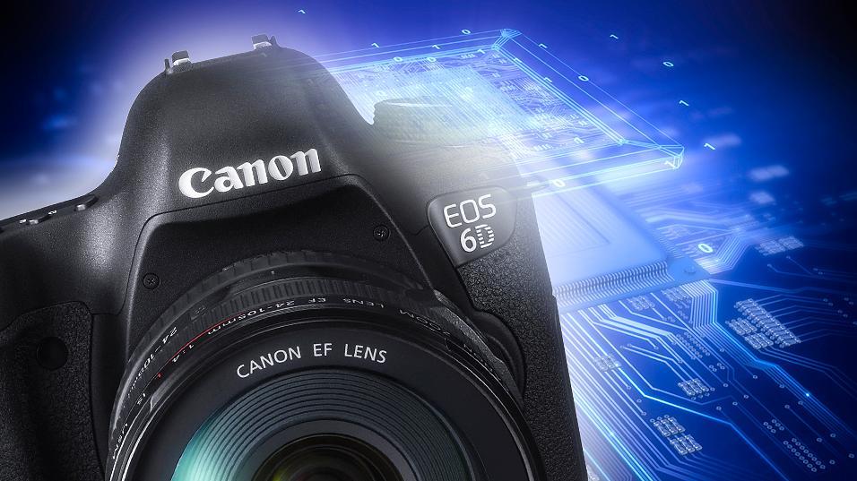 Canon fikser EOS 6D med ny firmware
